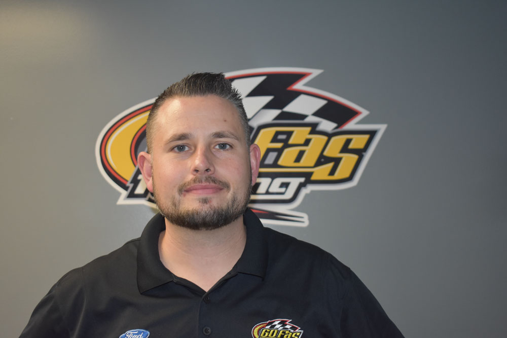 Ryan Sparks Crew Chief